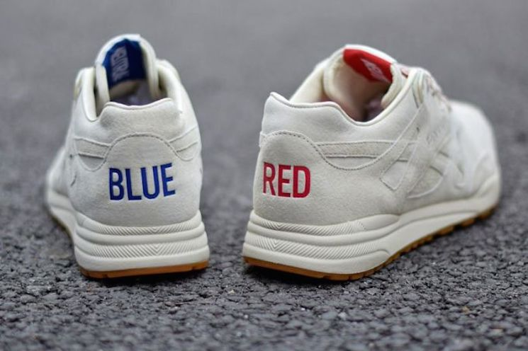 Kendrick Lamar Promotes Peace Between Bloods and Crips with New Sneaker