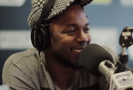 Kendrick Lamar Power 106 freestyle
