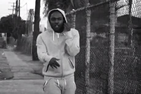 """Kendrick Lamar """"I Am"""" (Reebok commercial)"""
