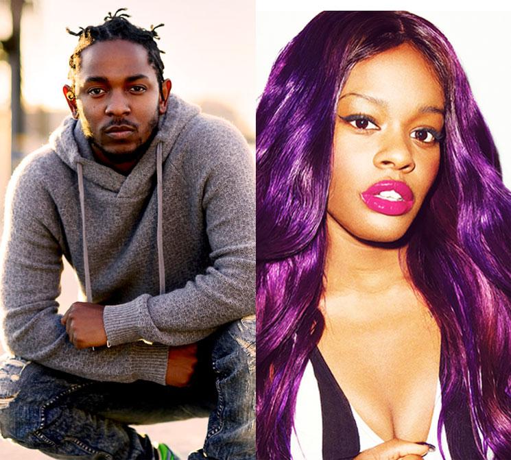 Azealia Banks Denounces Kendrick Lamar over Ferguson Comments