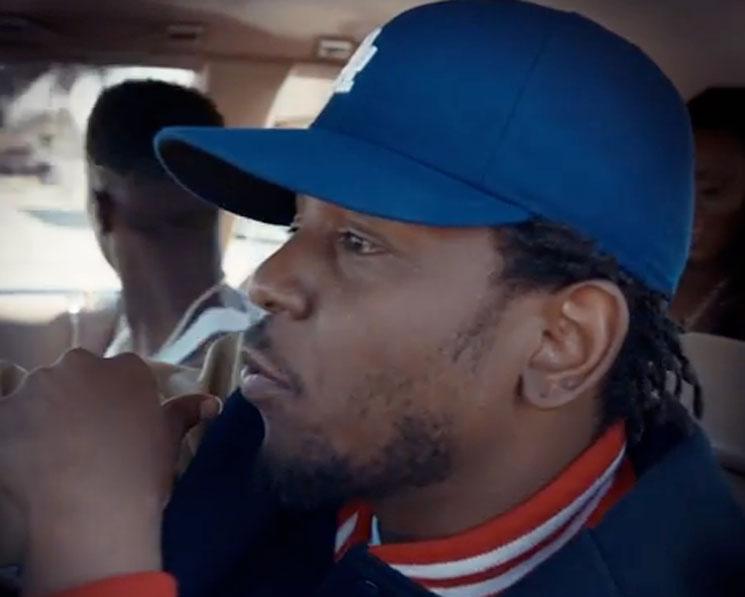 Kendrick Lamar 'King Kunta' (video)