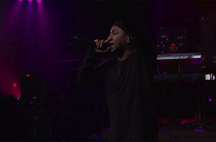 Kendrick Lamar Live on 'Austin City Limits'