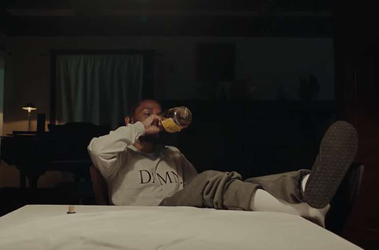 "Kendrick Lamar ""LOVE."" (video)"