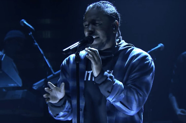 Kendrick Lamar Debuts New Song 'Untitled 2' on 'The Tonight Show'