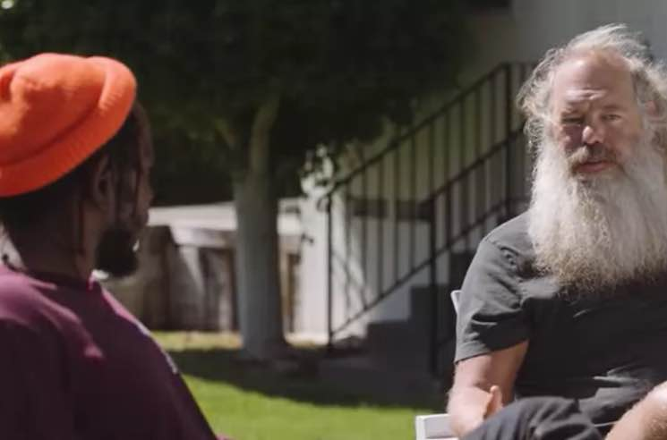 Watch Kendrick Lamar and Rick Rubin Have an Epic Meeting of the Minds