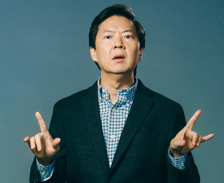 Dr. Ken Jeong Pauses Standup Set to Rescue Audience Member