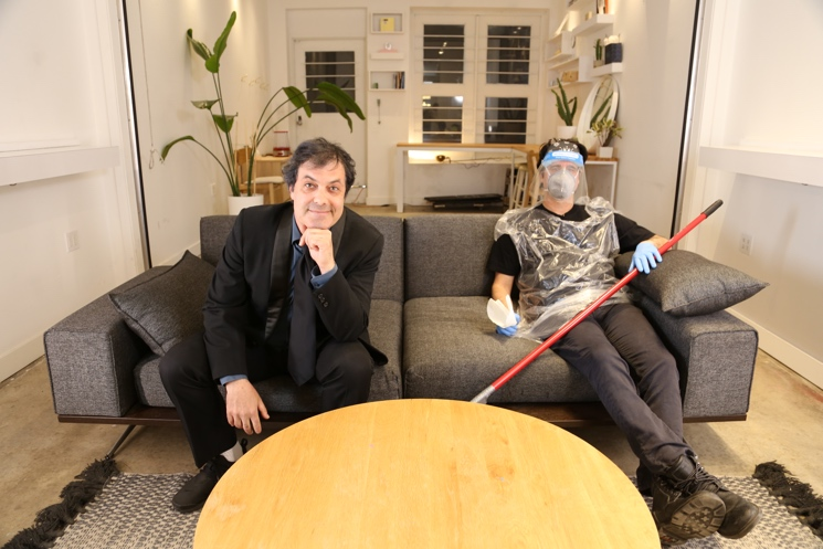 We Tried to Interview Kenny and Spenny and It Was Utter Chaos