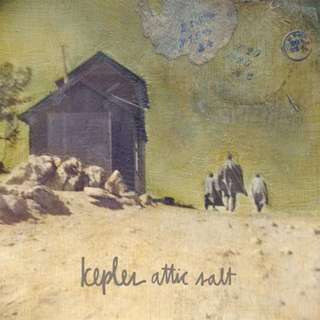 Kepler Give 'Attic Salt' First-Ever Vinyl Pressing