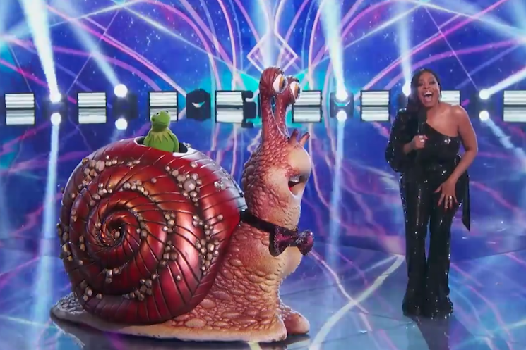 Kermit the Frog Revealed as the Snail on 'The Masked Singer'