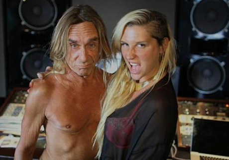 Iggy Pop Collaborates with Ke$ha, Rages at EMI over Album Rejection