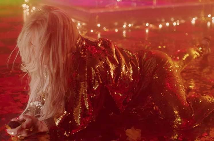 Kesha Unveils Glittery Video for Feminist Anthem 'Woman'
