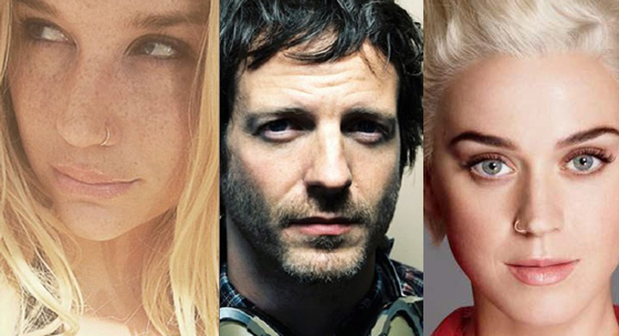 Kesha Accused Dr. Luke of Raping Katy Perry