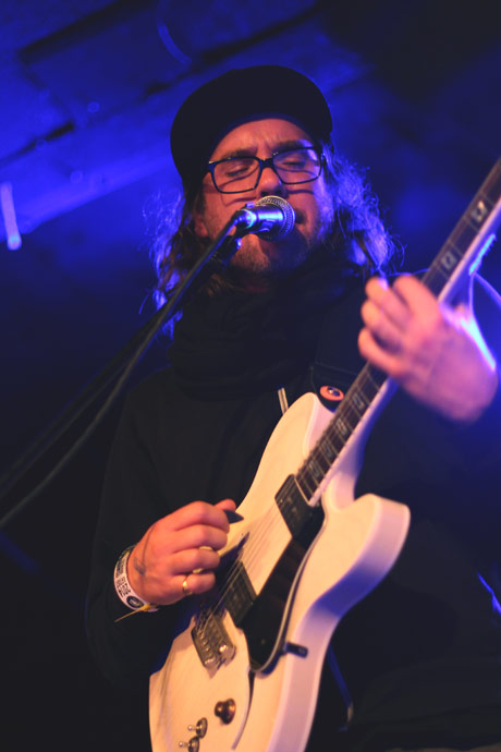 Kevin Drew Marquee Club, Halifax NS, October 24