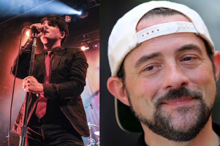 Kevin Smith Reveals 'Clerks III' Script Pages, Link to My Chemical Romance Song
