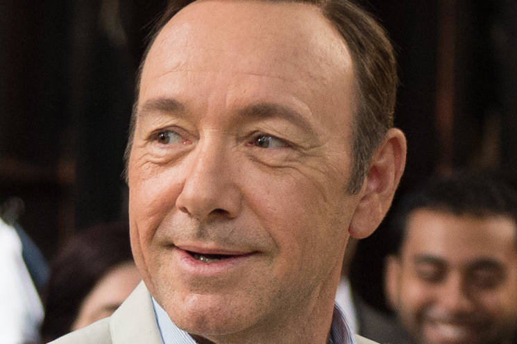 Kevin Spacey Sexual Assault Case Dropped Following Accuser's Death