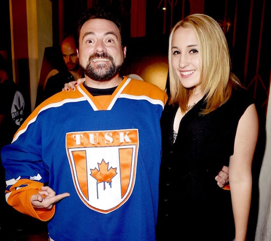 Kevin Smith Offers Advice to Instagram Troll Who Cyberbullied Daughter Harley Quinn