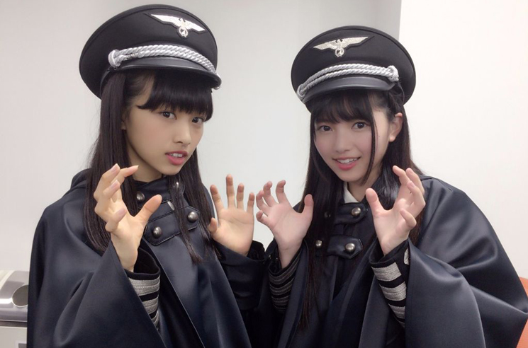 Sony Apologizes for Japanese Pop Group Keyakizaka46's Nazi-like Outfits