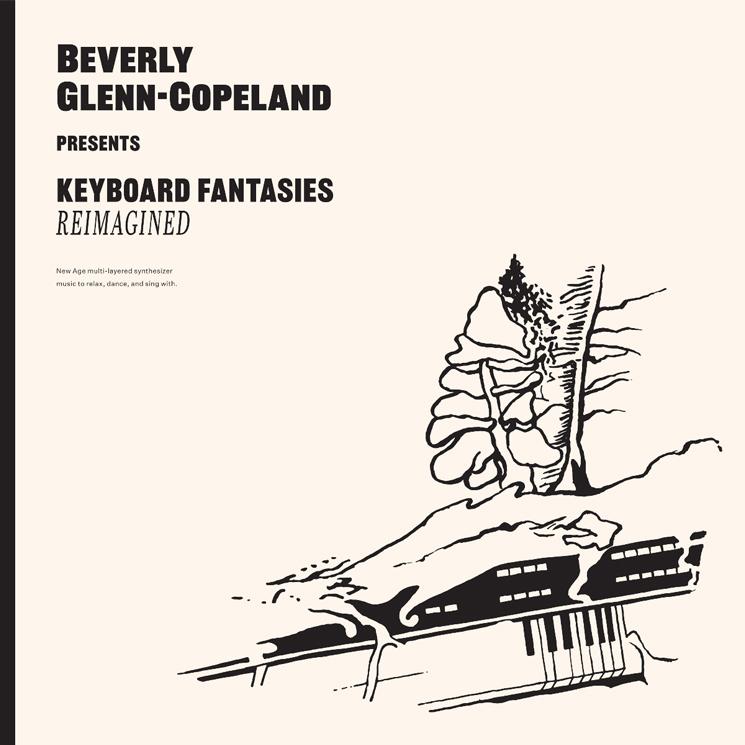 Beverly Glenn-Copeland's 'Keyboard Fantasies' Treated to Covers Album