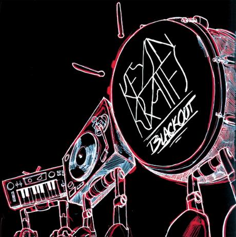 Keys N Krates Prep 'Blackout EP'