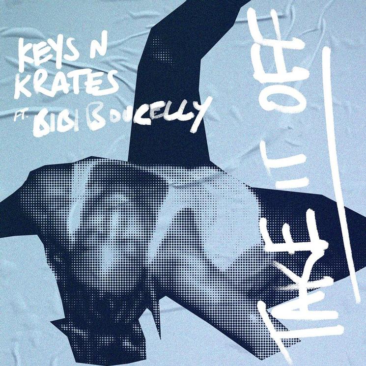 Keys N Krates and Bibi Bourelly 'Take It Off' on New Single