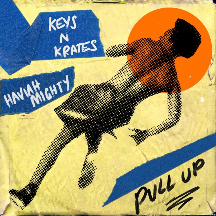 Keys N Krates 'Pull Up' with Haviah Mighty on New Single