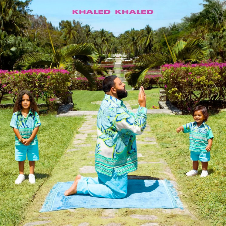 Stream DJ Khaled's Seriously Stacked New Album 'Khaled Khaled'