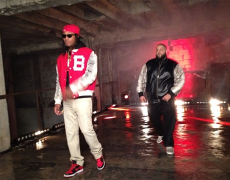 "DJ Khaled ""Bitches and Bottles"" (ft. Lil Wayne, T.I., Ace Hood & Future) (video)"
