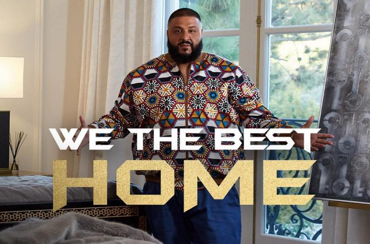 "​DJ Khaled Unveils ""We the Best Home"" Furniture Line"