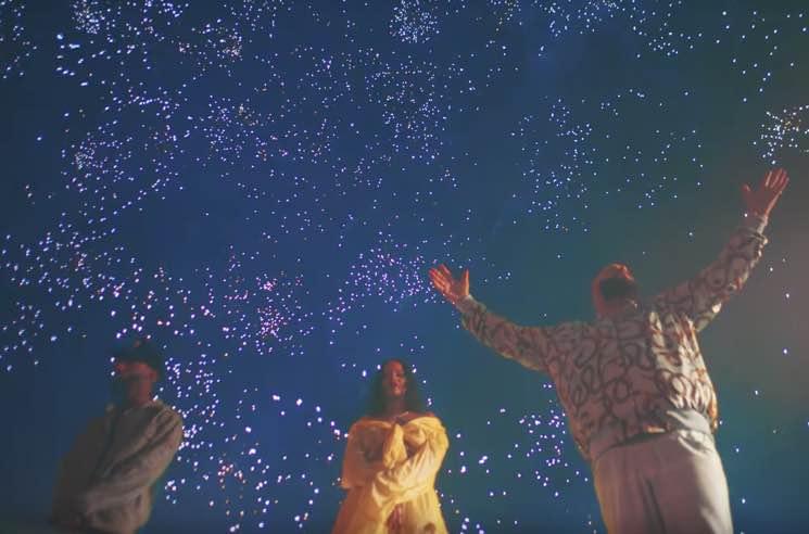 """DJ Khaled, Rihanna and Bryson Tiller Drop """"Wild Thoughts"""" Video"""