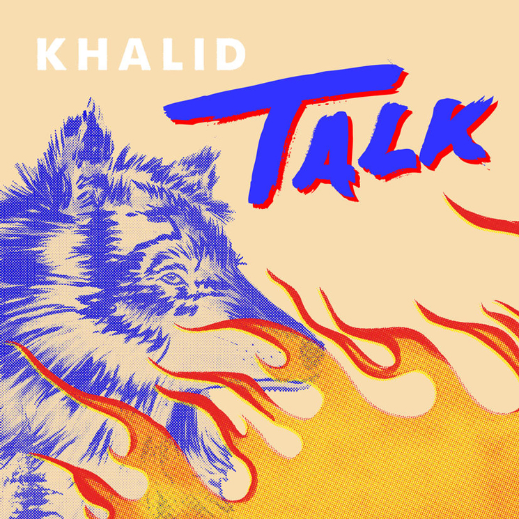 Khalid and Disclosure Team Up for New Single 'Talk'