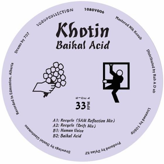 """Khotin """"Baikal Acid"""""""