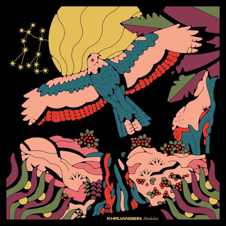Khruangbin Unveils New Album 'Mordechai'