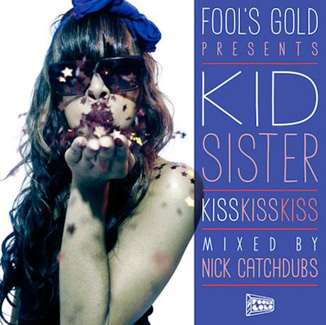 Kid Sister <i>Kiss Kiss Kiss</i> mixtape