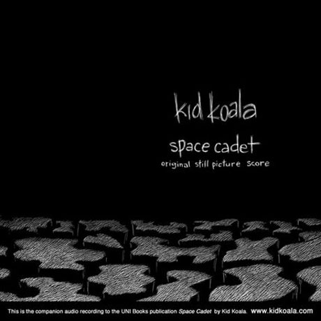 Kid Koala Details 'Space Cadet' Graphic Novel and Album