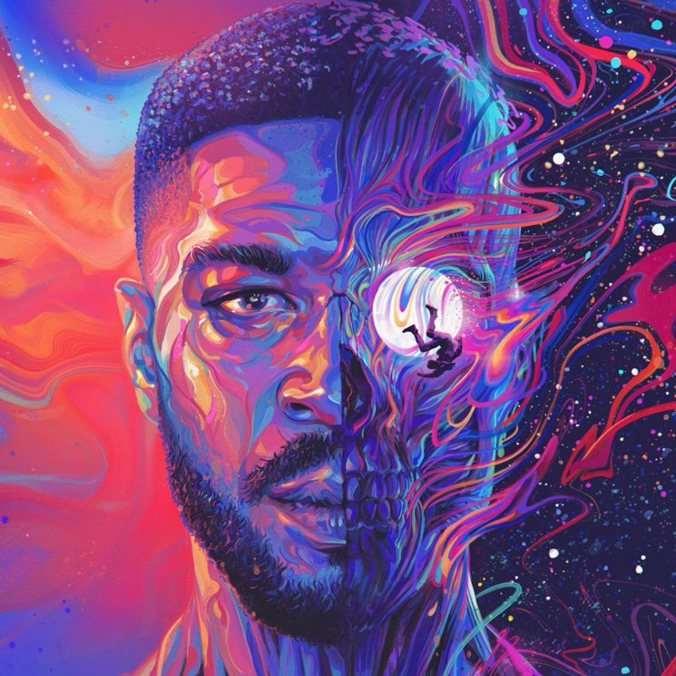 Kid Cudi's 'Man on the Moon III' Is Here