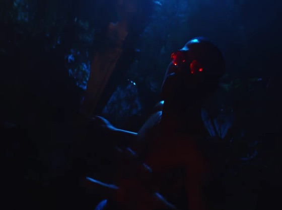 "Kid Cudi ""Frequency"" (video)"
