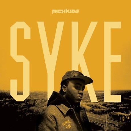 """Rich Kidd """"Syke"""""""
