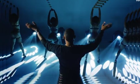 "Kid Ink ""Body Language"" (ft. Usher and Tinashe) (video)"