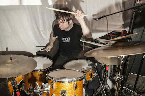 "Oneida Drummer Kid Millions Hospitalized After ""Serious Car Crash"""