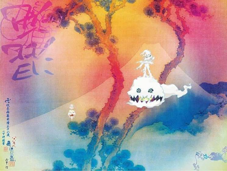 ​Kid Cudi and Kanye West Unveil Murakami-Designed 'Kids See Ghosts' Artwork