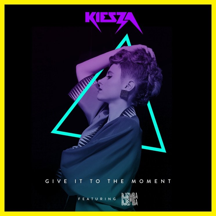 Kiesza 'Give It to the Moment' (ft. Djemba Djemba)