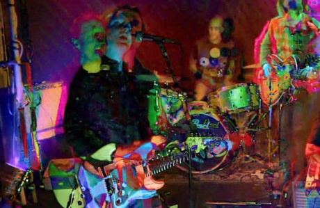 David Kilgour and the Heavy Eights 'Some Things You Don't Get Back' (video)