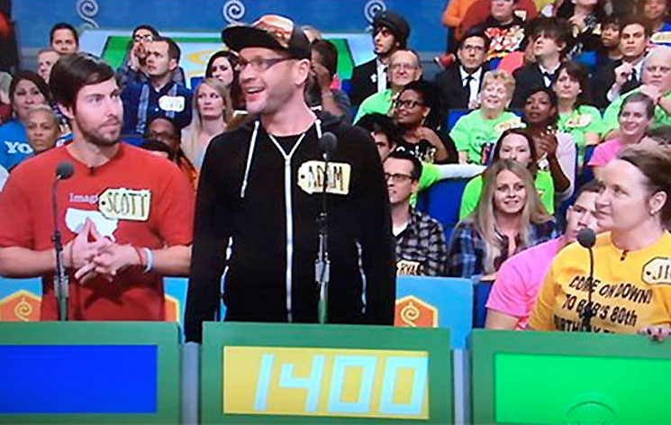 Killswitch Engage Guitarist Wins It All on 'The Price Is Right'