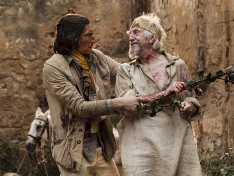 'The Man Who Killed Don Quixote' Should Have Stayed in Purgatory Directed by Terry Gilliam