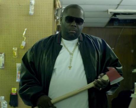 "Killer Mike ""Big Beast"" (video) (NSFW)"