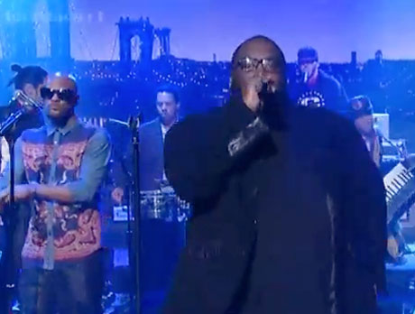 "Killer Mike ""Untitled"" (live on 'Letterman')"