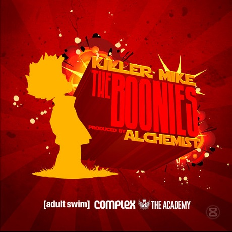 "Killer Mike ""The Boonies"" (prod. by Alchemist)"
