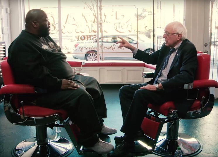 Watch Killer Mike and Bernie Sanders Discuss American Politics for an Hour