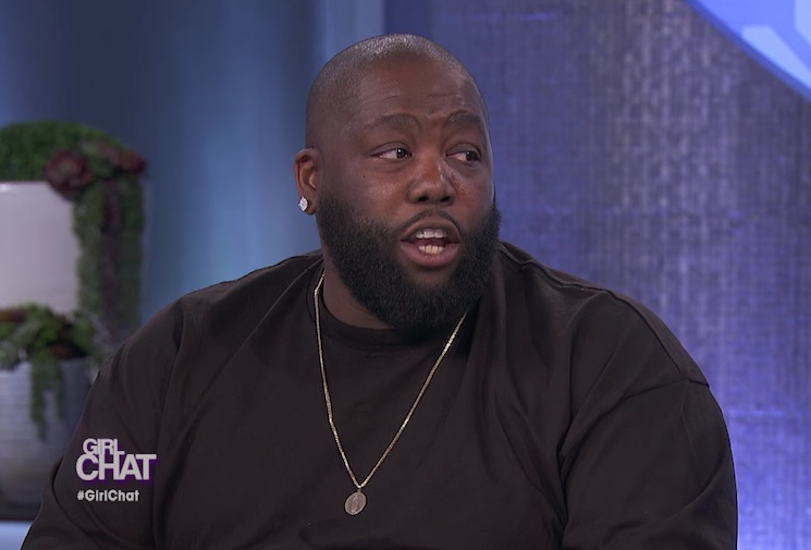 Killer Mike Credits Trump Win to 'Poor Angry White People'
