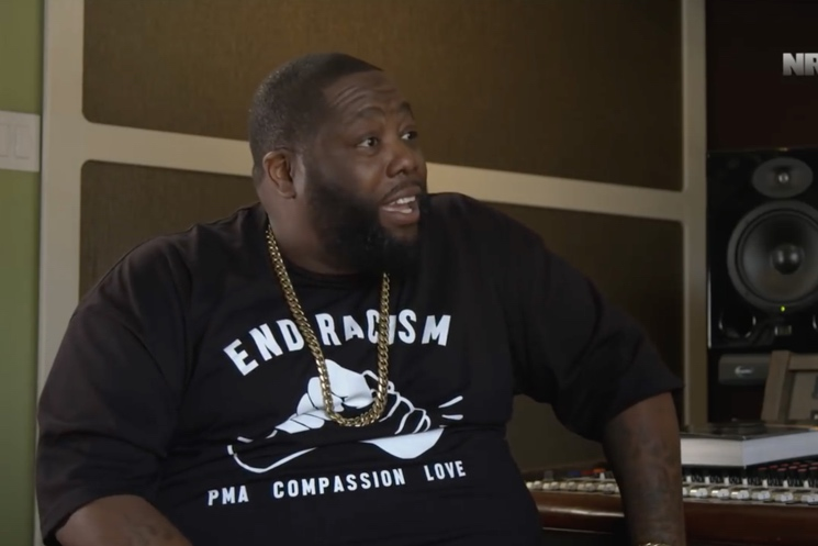 Killer Mike Apologizes After Defending Gun Ownership in Pro-NRA Interview
